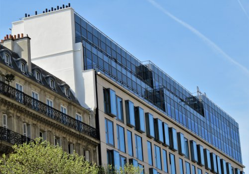Immeuble Malesherbes